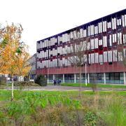 Le bâtiment SH3 (1/2)